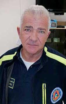 Davide Maggioli Consigliere referente emergenze
