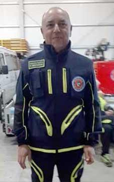 Fabio Bertaccini consigliere referente logistica