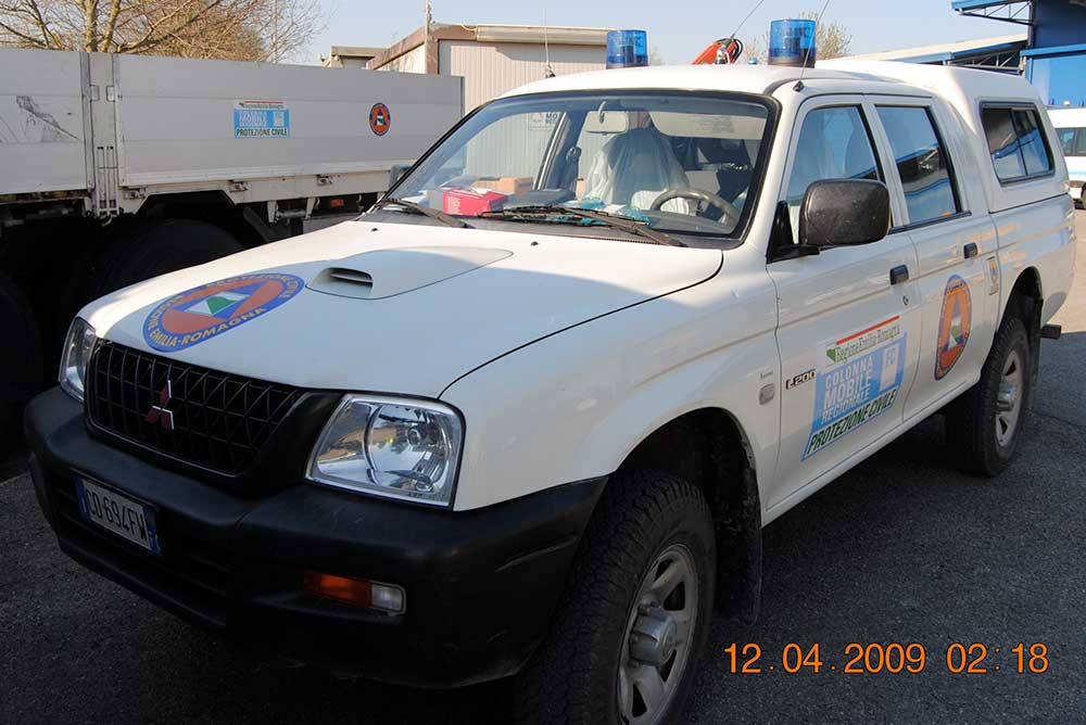 Mithubishi L200 pickup