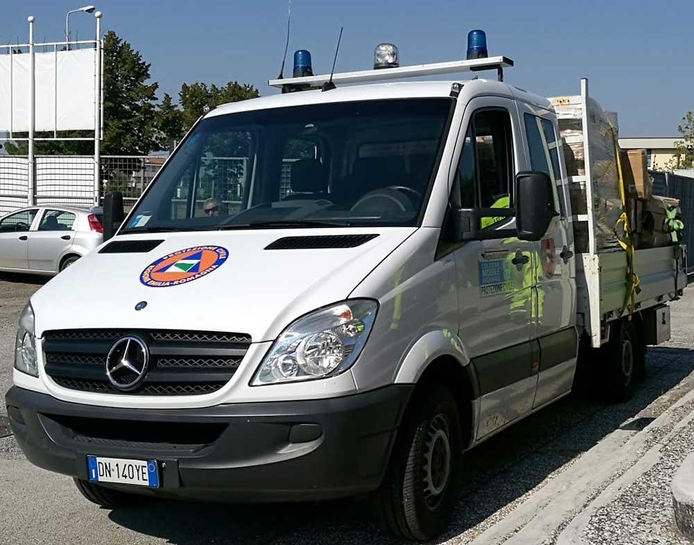 Mercedes Sprinter cassonato
